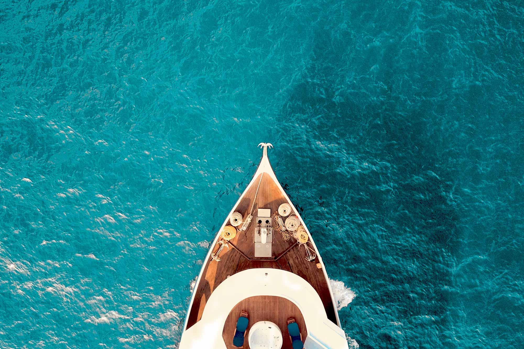 Invisalign Quayside Orthodontics boat